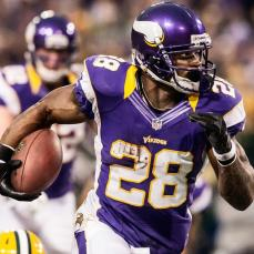 Adrian Peterson, RB