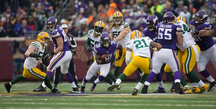RegularSeason Game12, Packers-Vikings2