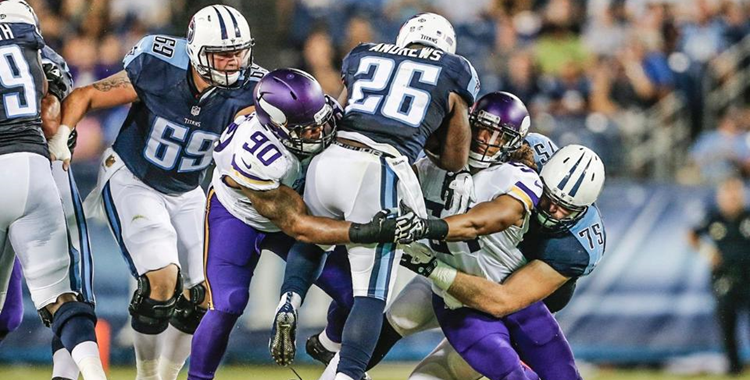 PreSeason Game4, Vikings-Titans1
