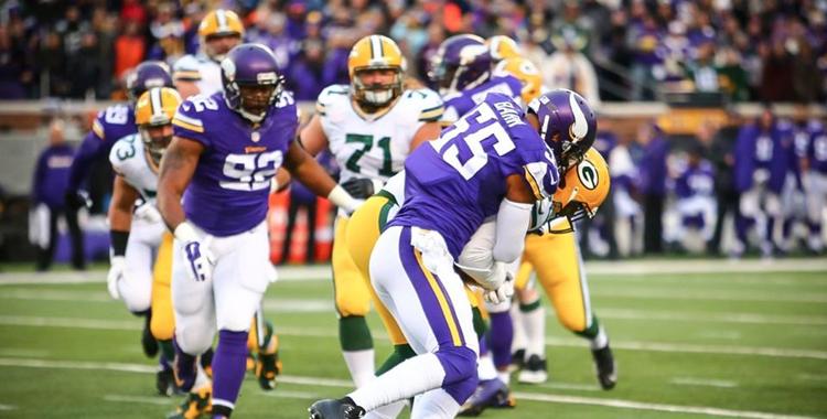 RegSeason Game11, Packers-Vikings1