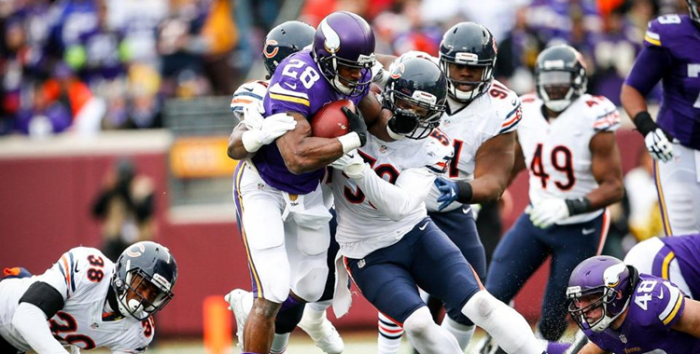 RegSeason Game15, Bears-Vikings1