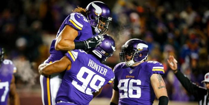 RegSeason Game16, Giants-Vikings1