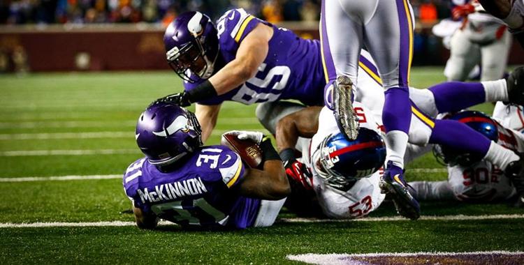 RegSeason Game16, Giants-Vikings2