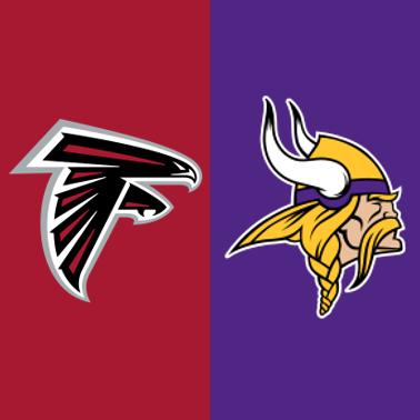 Falcons@Vikings