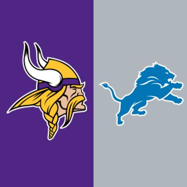 Vikings@Lions